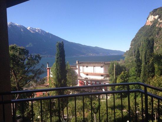 Leonardo Da Vinci Hotel : View from our balcony