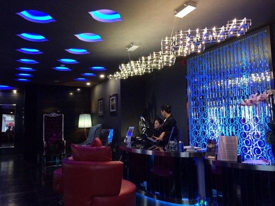 Hotel Maison Boutique: Lobby
