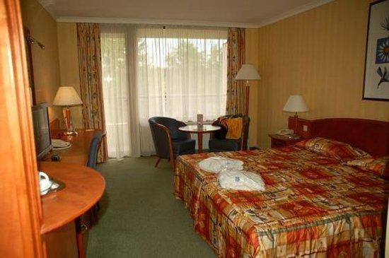 Danubius Health Spa Resort Margitsziget: Стандартный двухместный номер