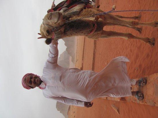 Bedouin Advisor Camp: Camel
