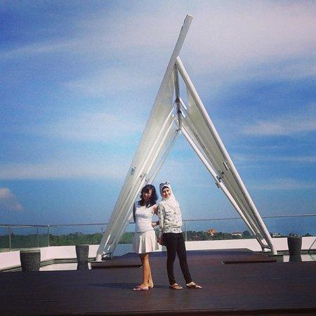 The Jimbaran View: Wedding Chapel