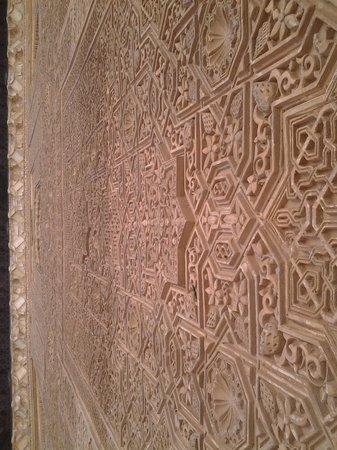Hotel Macia Real de la Alhambra: alhambra wall