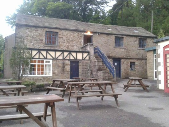 Snake Pass Inn: extra accommodation