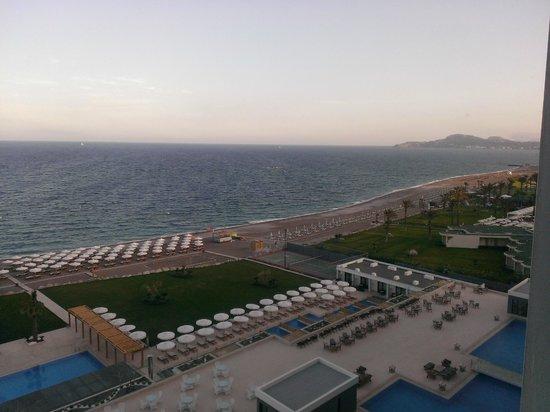 Mitsis Alila Resort & Spa: Вид