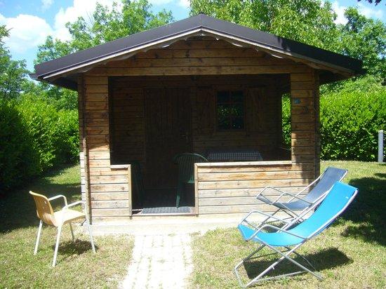 Il Collaccio: bungalow semplice