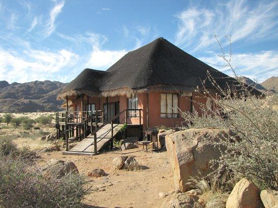 Solitaire Desert Farm: La maison en location