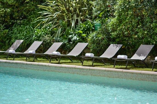 Hotel Le Floreal : Transats