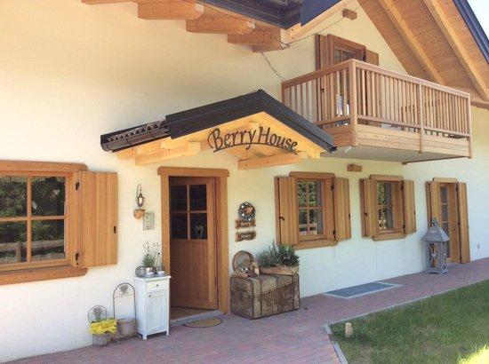 Agriturismo Berry House: Ein sehr geschmackvolles Ambiente .