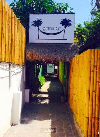 Beautiful Life Hotel : Entrance