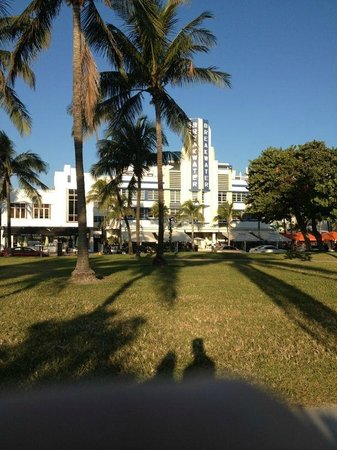 Hotel Breakwater South Beach: Отель