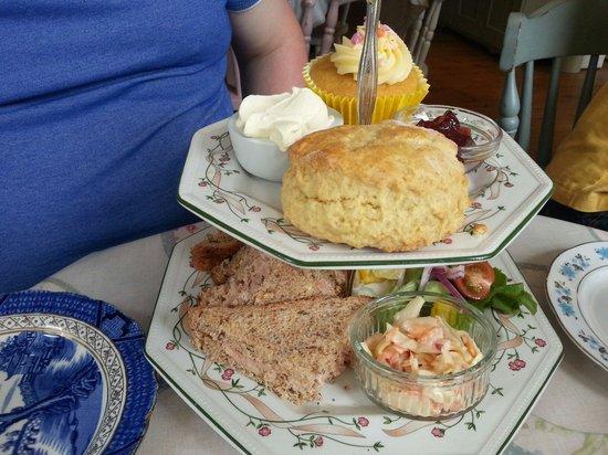 Daisy Tea Rooms : Afternoon tea