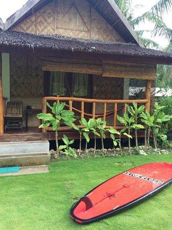 Kermit Surf Resort Siargao: My cottage
