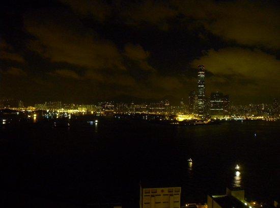 Ibis Hong Kong Central & Sheung Wan: 夜景3