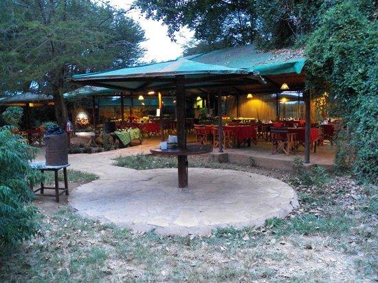 Sentrim Tsavo East: Restaurant