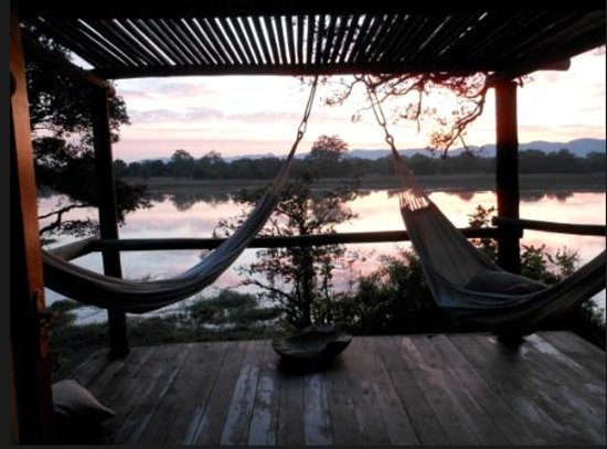 Chindeni Bushcamp - The Bushcamp Company: From the bedroom