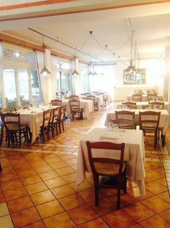 Hotel Residence Santa Giulia: Ristorante