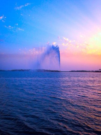 König-Fahd-Brunnen: It's wow