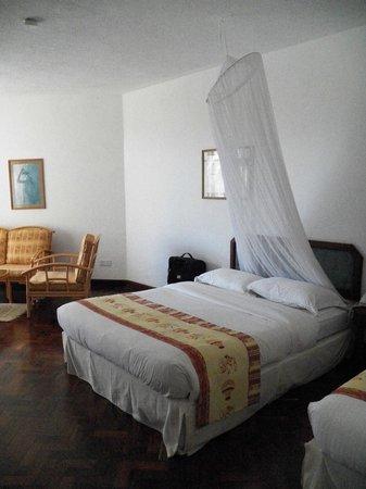 Amani Tiwi Beach Resort : Chambre standard