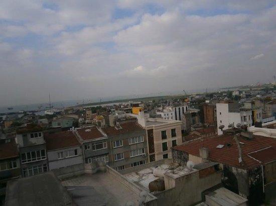 Grand Ons Hotel : vue terrasse