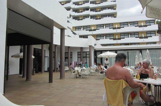IBEROSTAR Las Dalias : Bar piscina
