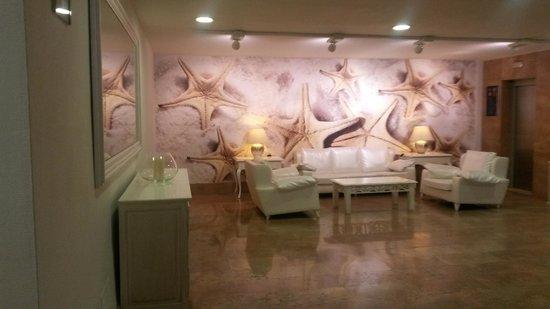 Iberostar Las Dalias : Salon 2º planta