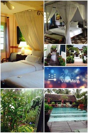 Villa Maly Boutique Hotel: Villa Maly