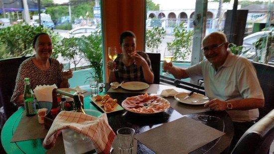 Ristorante Mimosa Pizzeria: Sehr gutes Preis/Leistungsverhaeltniss.