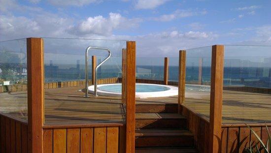 Bull Hotel Escorial: entspannung auf dem sonnendach