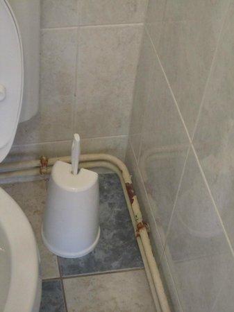 Les Moulins du Duc: Toilettes