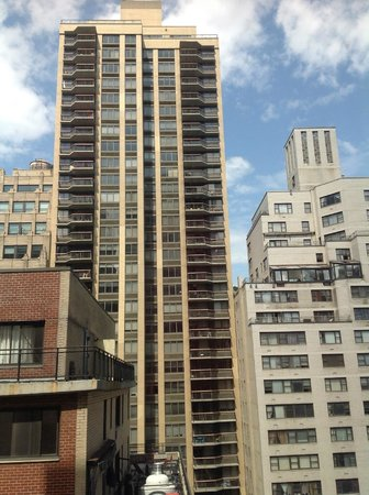 Hampton Inn Manhattan Grand Central : Udsigten fra 1202