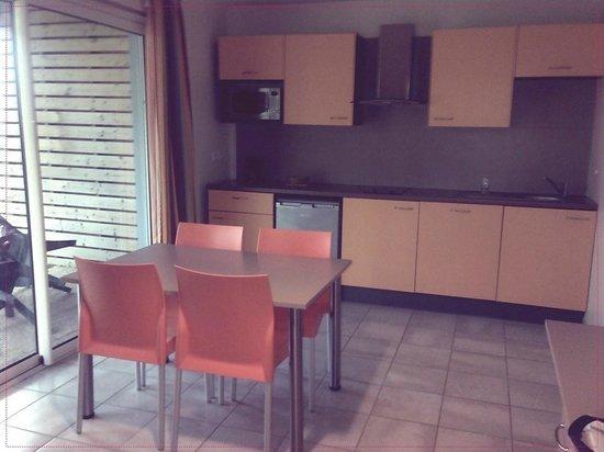 Relais du Plessis Resort: Notre petit coin.