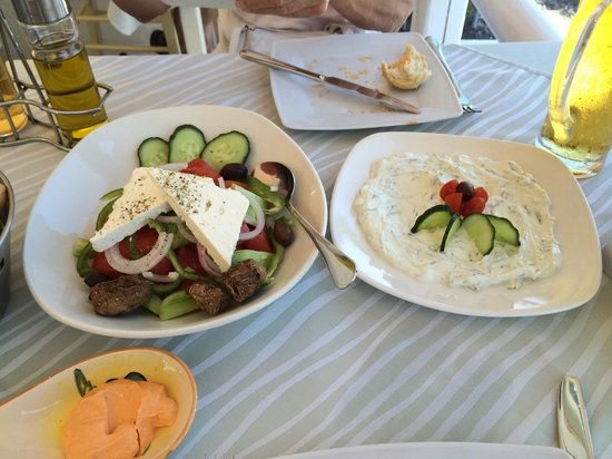 Almira Restaurant: Nydelig mere