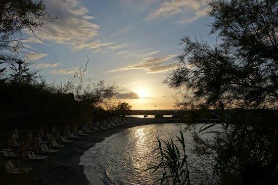 Iberostar Creta Marine: Sunset
