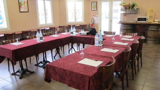 Inter-Hotel Belleville : SALLE DE REUNION