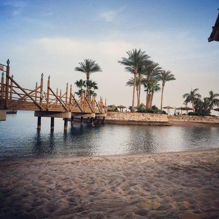 Hurghada Marriott Beach Resort : Hotels beach