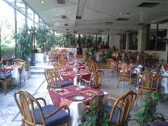 Baron Hotel Heliopolis Cairo : Terrace