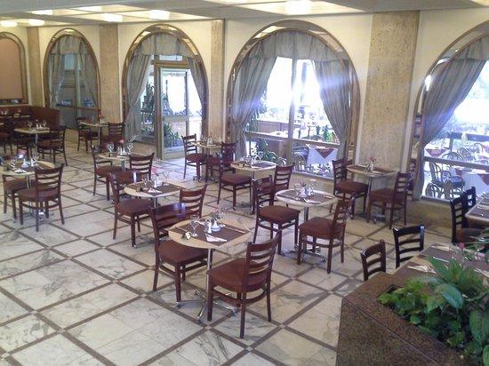 Baron Hotel Heliopolis Cairo : Coffee Shop