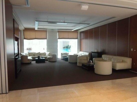 Admiral Grand Hotel: Petit salon