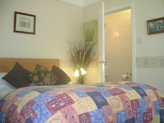 Newbury Hotel: Double Room