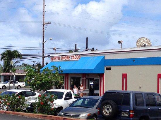 North Shore Tacos: Tacos