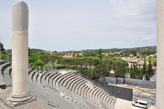 Vaison la Romaine : Het amfitheater