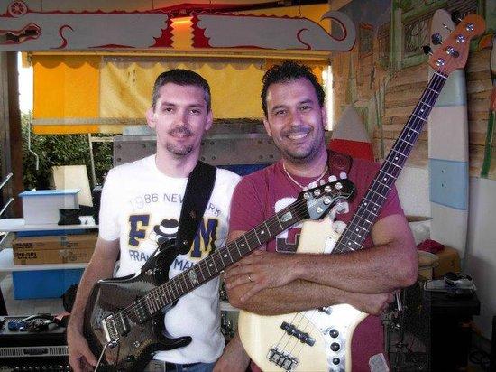 Hotel Tizianbeach : i Rock Box
