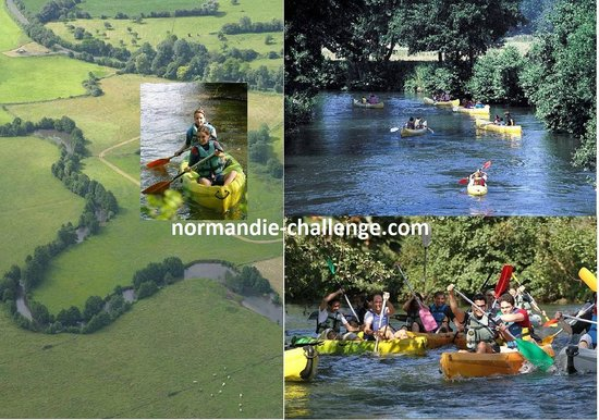 Normandie Challenge Adventure