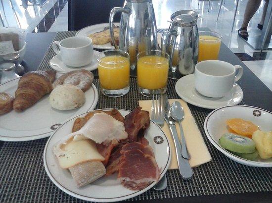 Melia Costa del Sol : Desayuno buffet