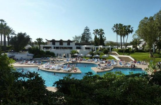 Piscine Du Club Marmara Picture Of Allegro Agadir
