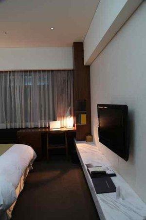Sheraton Seoul Palace Gangnam Hotel: Superior Twin Room on 7th Floor