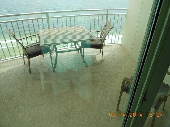 Aqua : Balcony