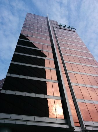 The Trans Luxury Hotel Bandung : Hotel exterior