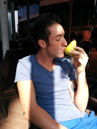 The Trans Luxury Hotel Bandung: Pears