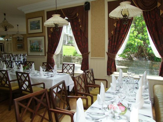 Towers Hotel: Fine Dining at The Curra Restaurant